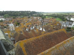 The rooftops of Rye
